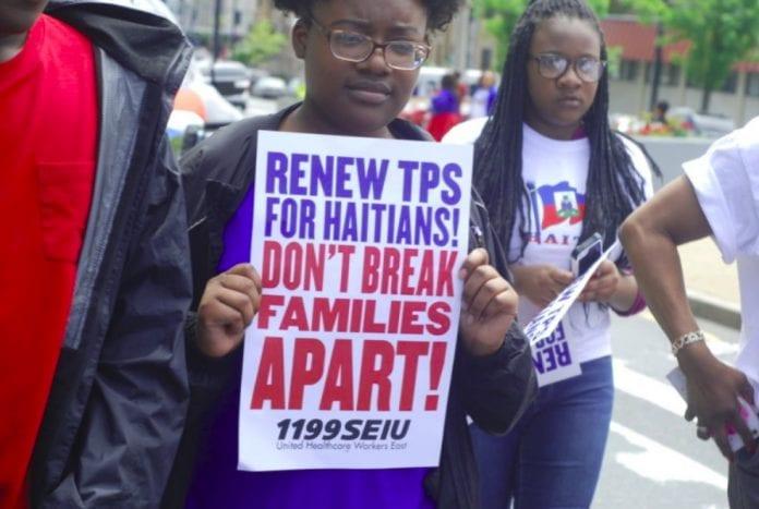 reinstate TPS
