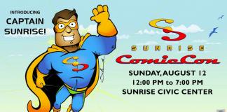 Sunrise ComicCon