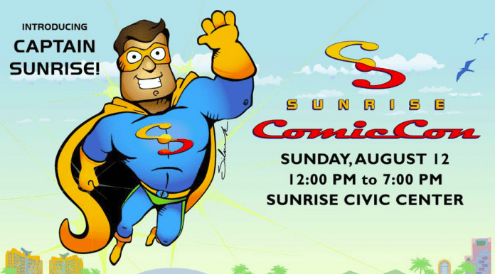 Sunrise ComicCon