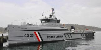 T&T Coast Guard US