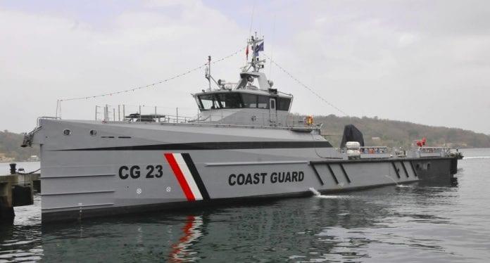 T&T Coast Guard US