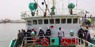 illicit maritime traffic