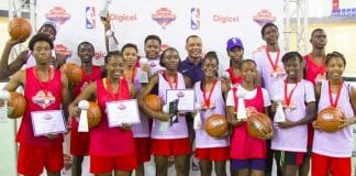 Digicel NBA Jumpstart Program