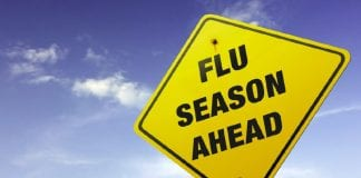 flu season is here