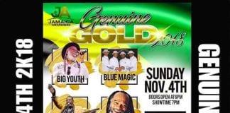 Genuine Gold 2018