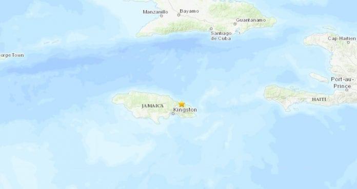 5.9 earthquake