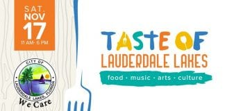 Taste of Lauderdale Lakes