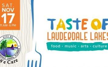 Taste of Lauderdale Lakes