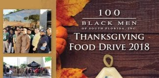 100 Black Men Thanksgiving Drive