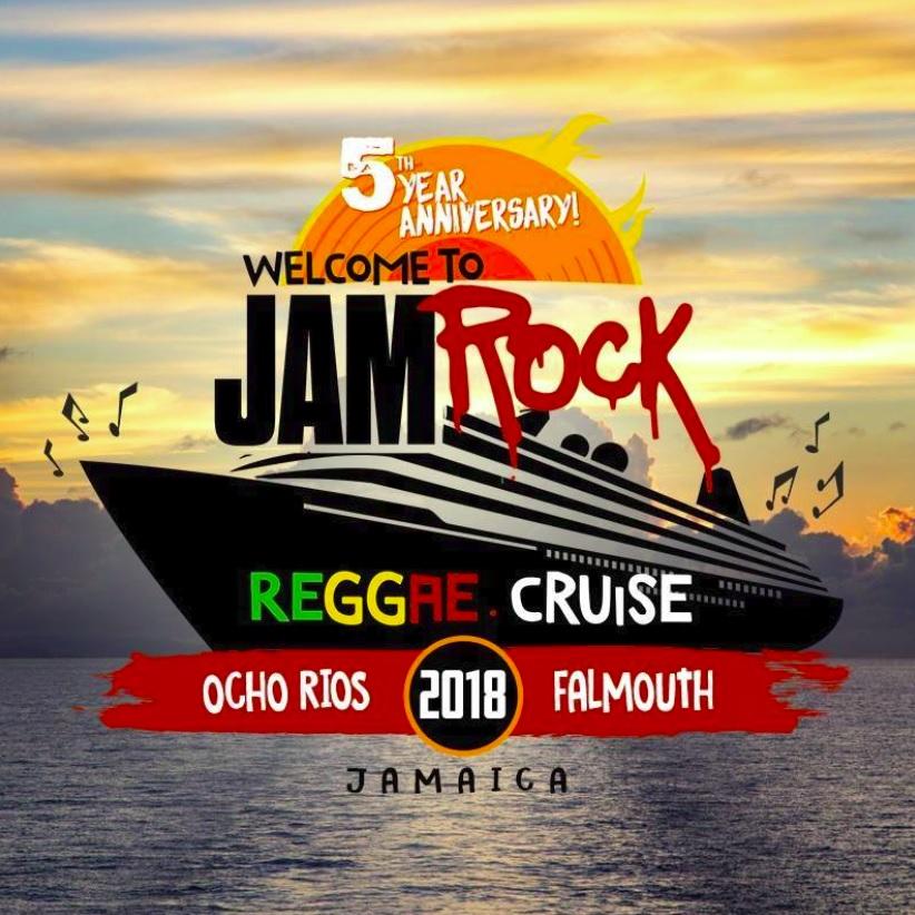 Jamrock Cruise 2020.Welcome To Jamrock Reggae Cruise Celebrating 5th Year