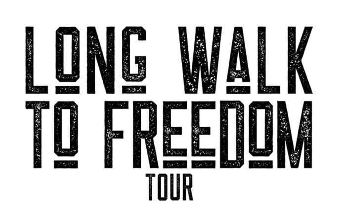 Long Walk to Freedom Tour