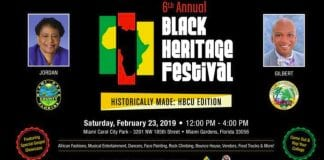 6th Annual Black Heritage Festival