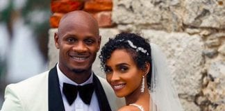 Asafa Powell wedding