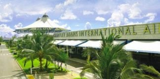 Grantley Adams Airport