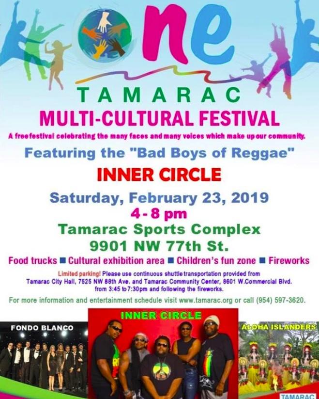 Tamarac Multicultural Festival