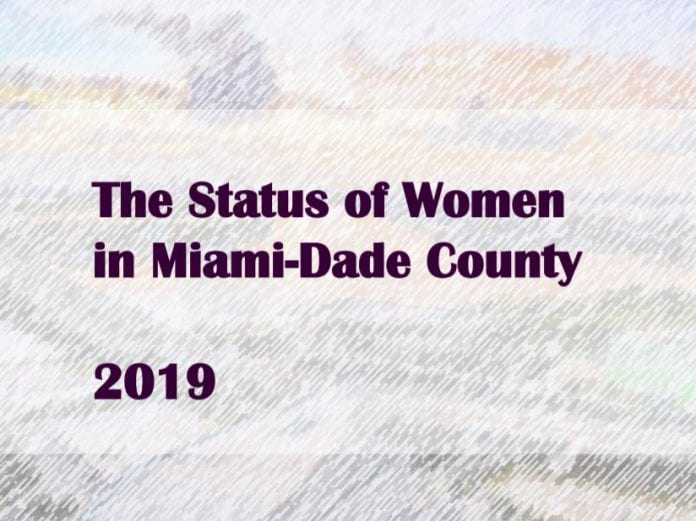 2019 Status of Women Report