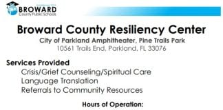 Broward Crisis Support