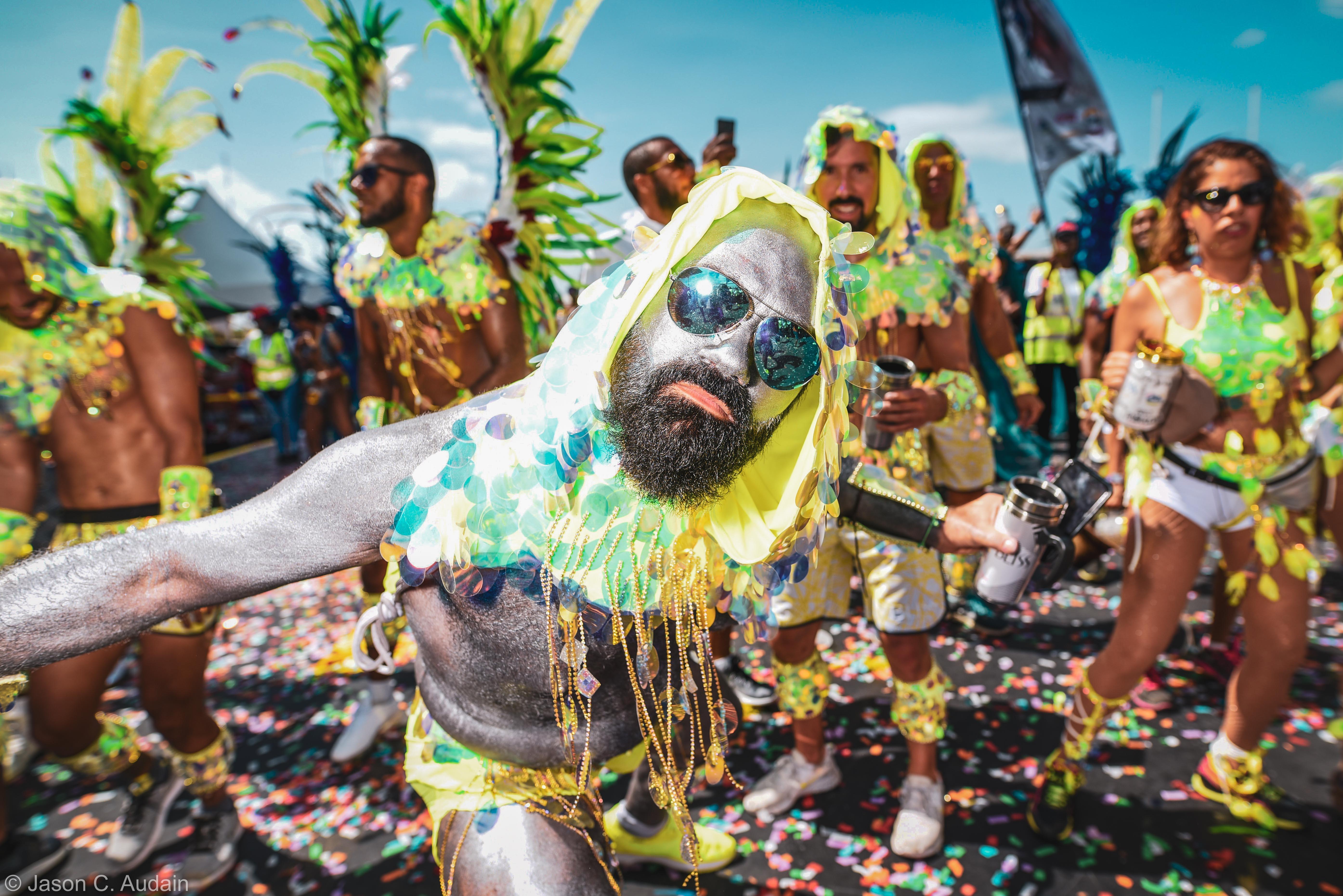 Carnival Tuesday: Trinidad Carnival 2018 - UK Soca Scene