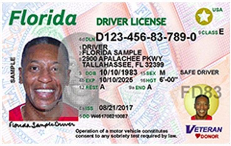 FL driver license