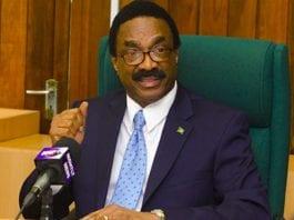 Guyana Basil Williams