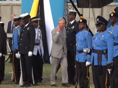 Prince Charles Caribbean tour