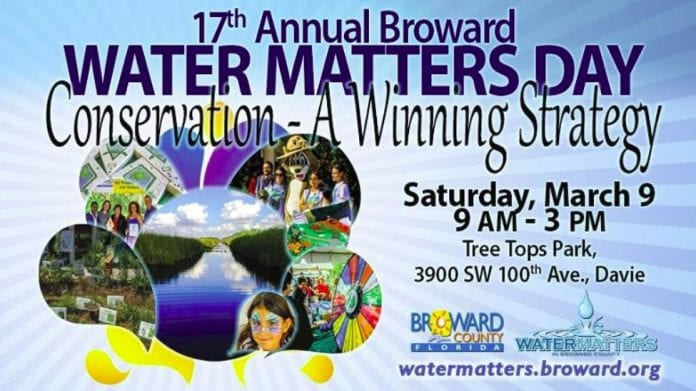 Water Matters Day