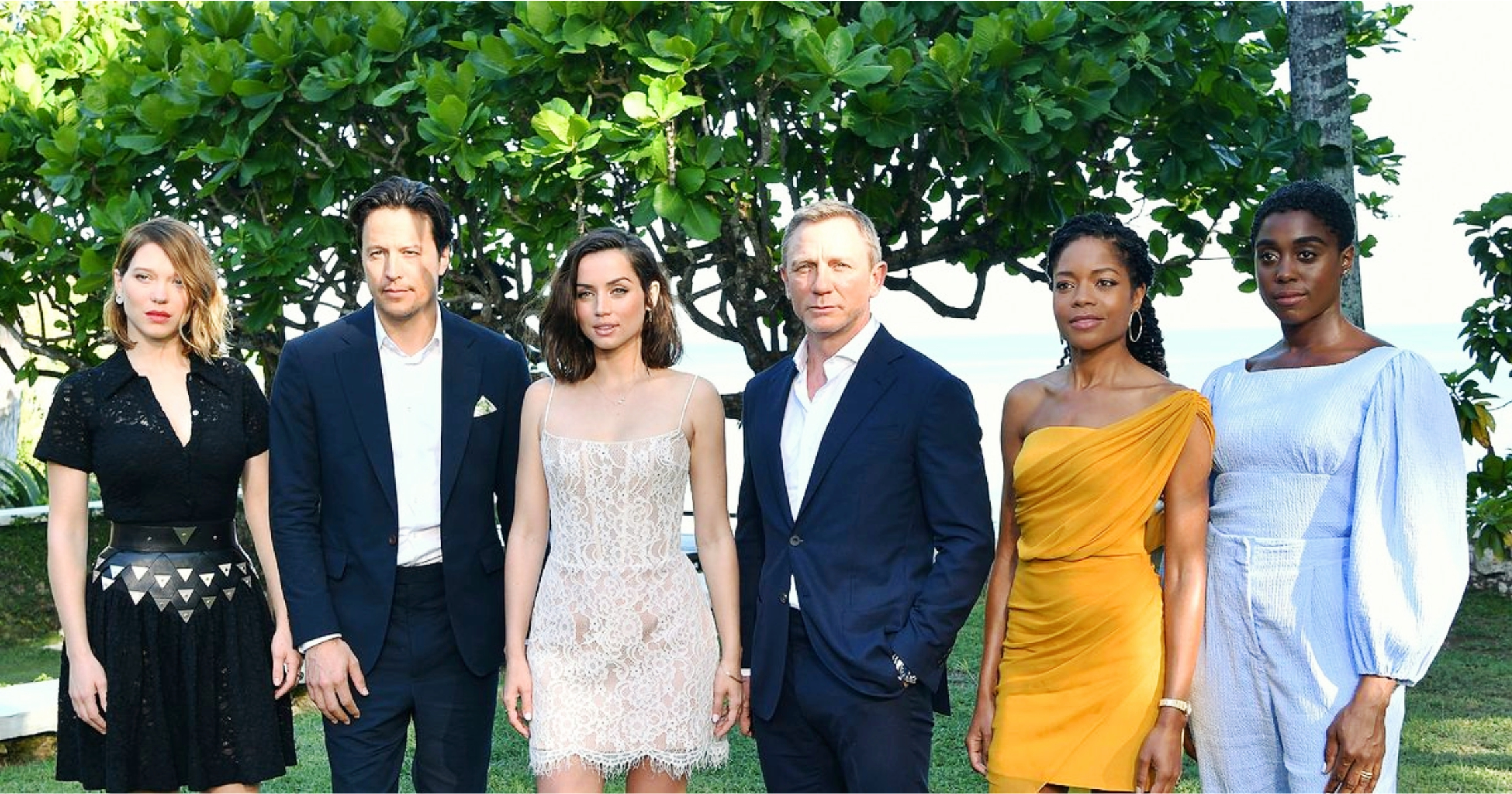 Bond 25 James Bond S 25th Film Launched In Jamaica