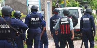 POLICE jamaica