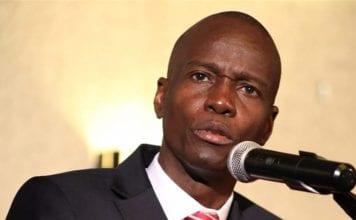 Haiti President, Jovenel Moise