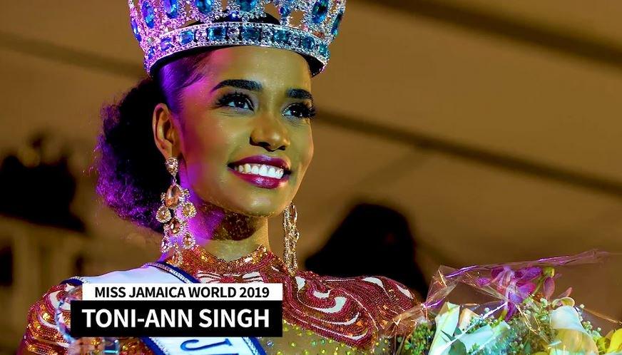 Miss world Jamaica