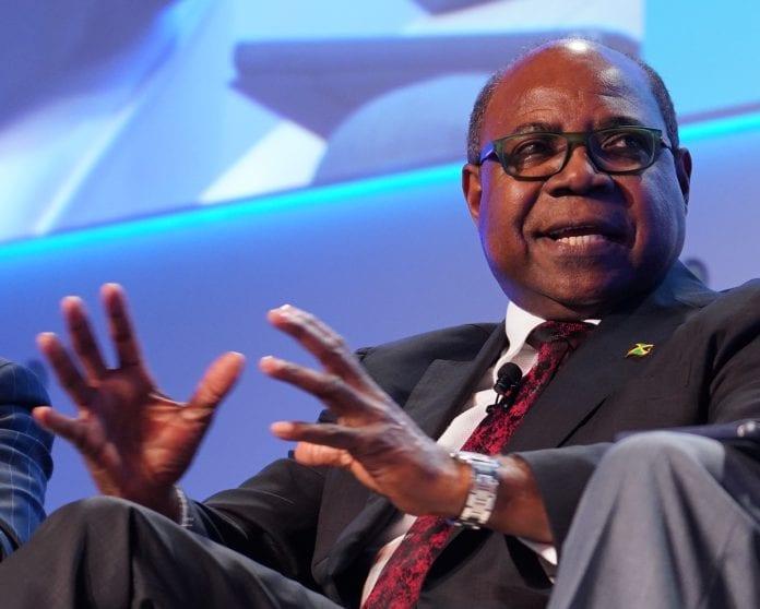 Jamaica tourism minister ed bartlett