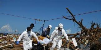 Hurricane Dorian bahamas deaths