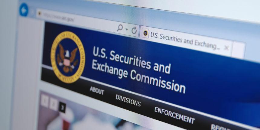 SEC Charges Investment Advisor For Running Ponzi Scheme