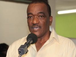 Barbados health minister