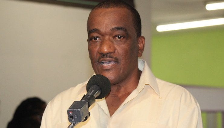 Barbados health minister