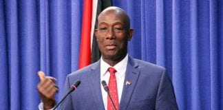 trinidad keith rowley