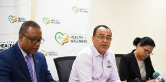Jamaica chris tufton
