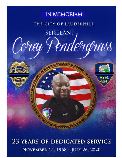 Corey Pendergrass