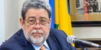 St. Vincent PM Ralph-Gonsalves