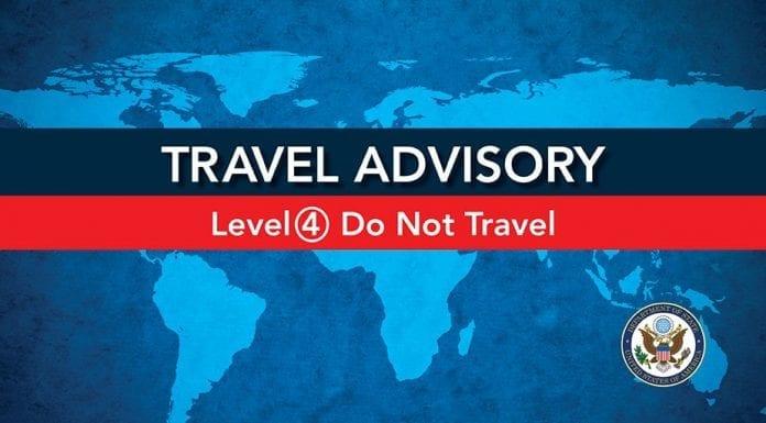 travel advisory haiti