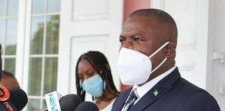 health minister bahamas renward wells