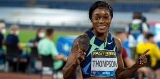 elaine thompson herah Jamaican