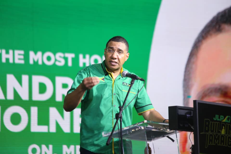 Jamaica's Ruling Party Claims Landslide Victory in Thursday's General Election