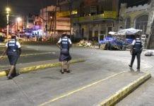 Jamaica curfew