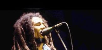 reggae bob marley