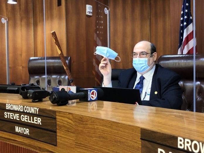 Steve Geller Broward mayor