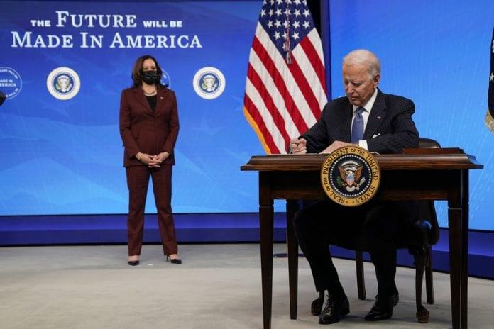 Joe Biden travel