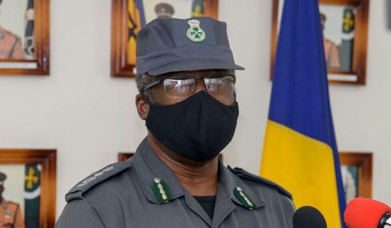 Barbados Lt John Nurse