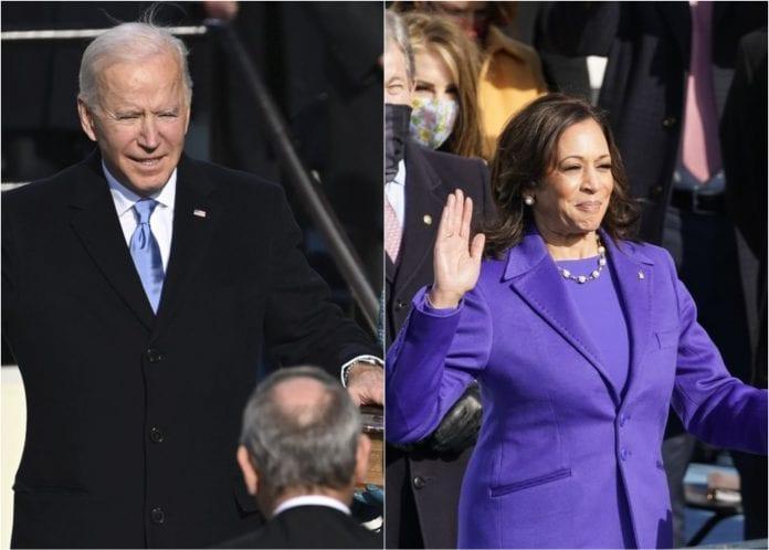 Joe Biden/Kamala Harris