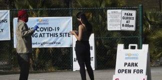 Florida vaccine site